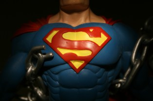 Heroes of DC Superman Bust 008