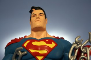 Heroes of DC Superman Bust 009