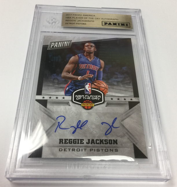 Reggie Card