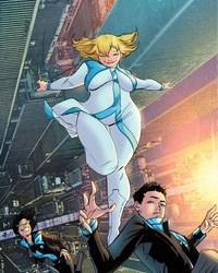 Harbinger Renegade #2 Cover B by Pollina
