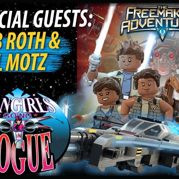 Priority Transmission #5: LEGO Freemaker Adventures Bob Roth and Bill Motz