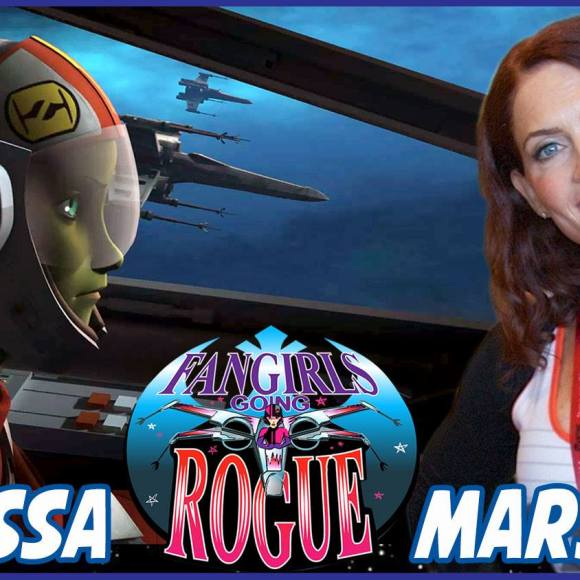 Episode 52: VANESSA MARSHALL and a Cascade of Star Wars News
