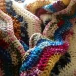 Ripple blanket week 4