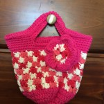Little crochet bag