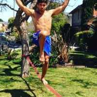 Lyoto Machida and his awesome balance via Instagram