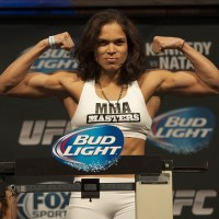 "Amanda Nunes: ""I beat Ronda Rousey after this fight with Cat,"""