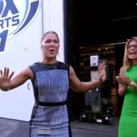 ICE CHALLENGE: Dana White, Ronda Rousey, Shaq, and Lorenzo Fertitta