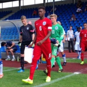 Reece Oxford captained England U17s in their victory over France. Source: whufc.com