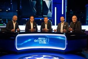 BT Sport Champions League Opening Night - Goals Show