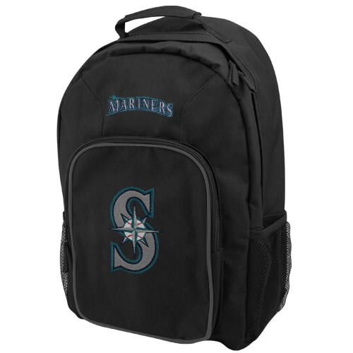 Seattle Mariners Southpaw Backpack - Black