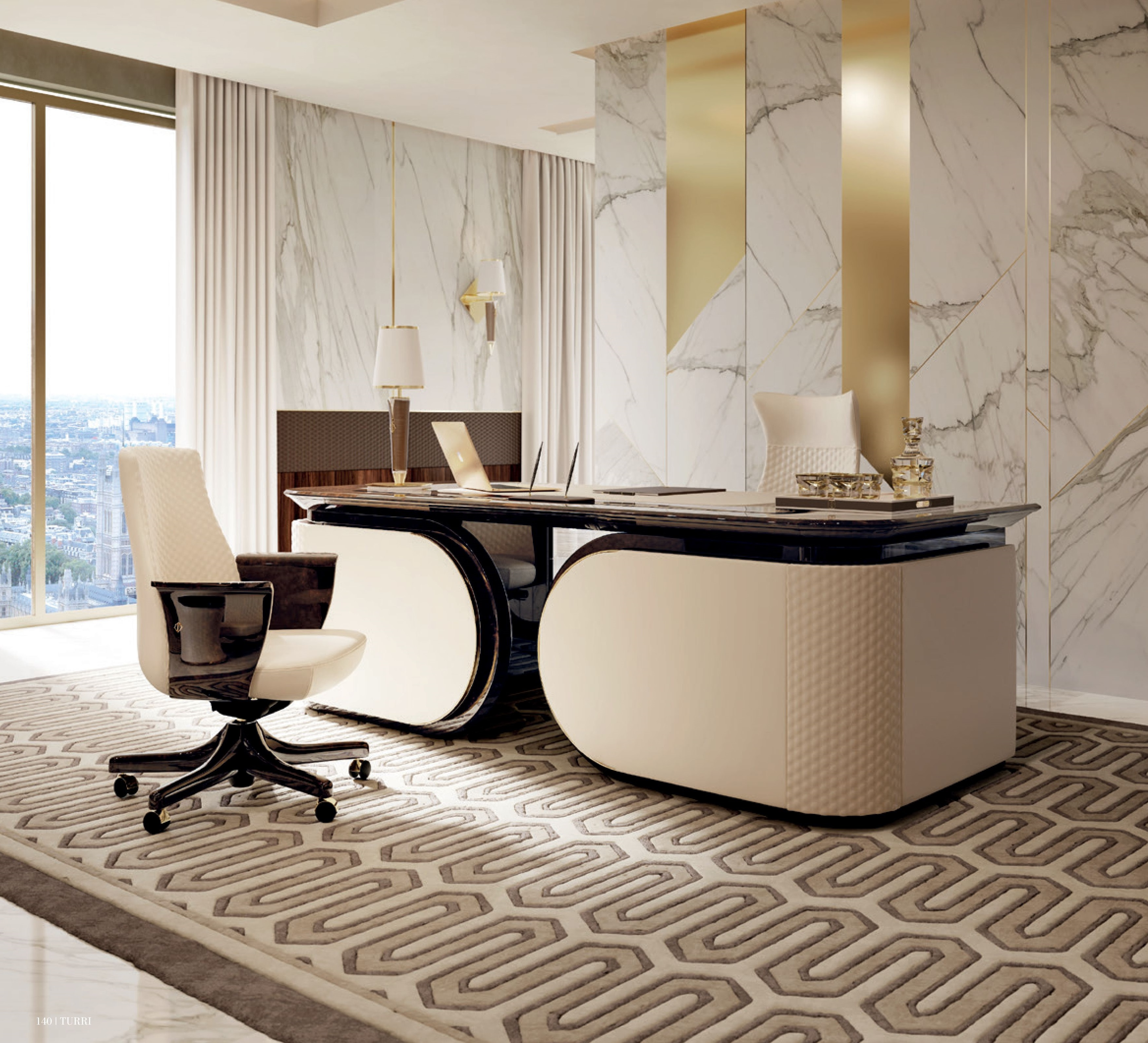 furniture 25 best executive office ideas on pinterest of 4