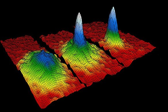 Bose-Einstein Condensation at 400, 200, and 50 nano-Kelvins
