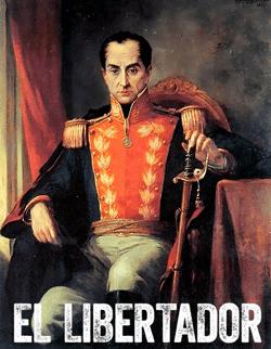 Simón Bolívar, El Libertador #fantasticdrivel