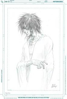 Sandman Sketch