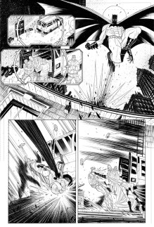 Legends of the Dark Knight page
