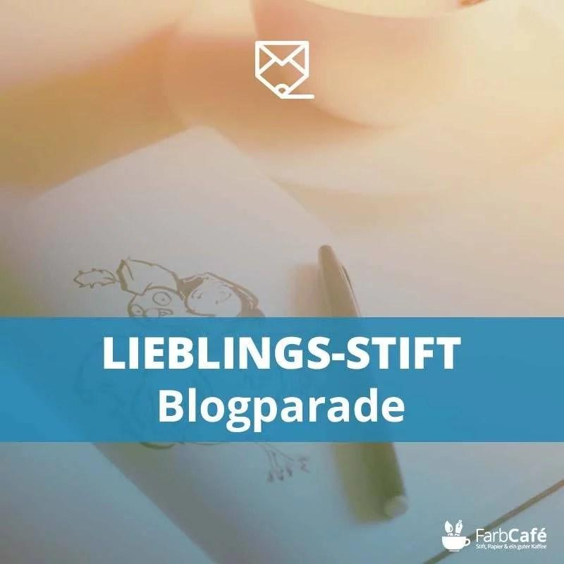 Blogparade Lieblingsstift August 2015 im FarbCafé