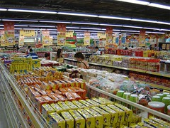 Chinese supermarket by gab on Flickr (CC Licence)