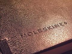 """Moleskine Brand"" © 2005 by boy avianto"