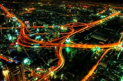 The Veins of Bangkok