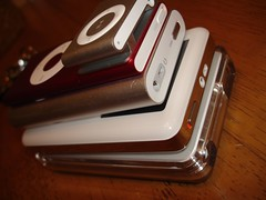 Flickr Creative Commons image: iPod(s)