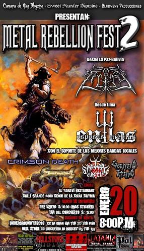 Metal Rebellion Fest 2