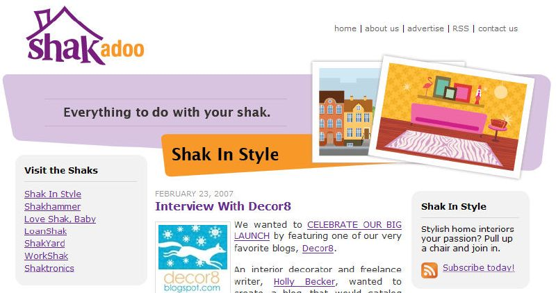 Shakadoo Interview