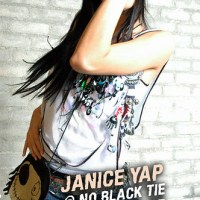 Tonight @ No Black Tie :- Janice Yap