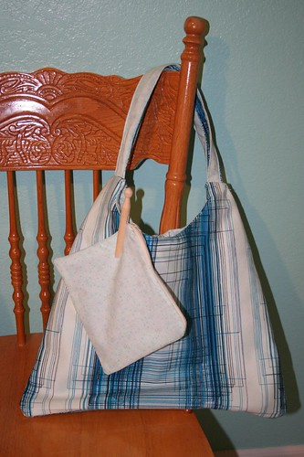 spring bag and pouch 1, chair