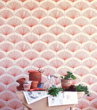 Sandberg Wallpaper + Textiles (Sweden)