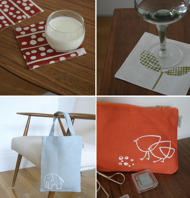 Fresh Finds from Lotta Jansdotter