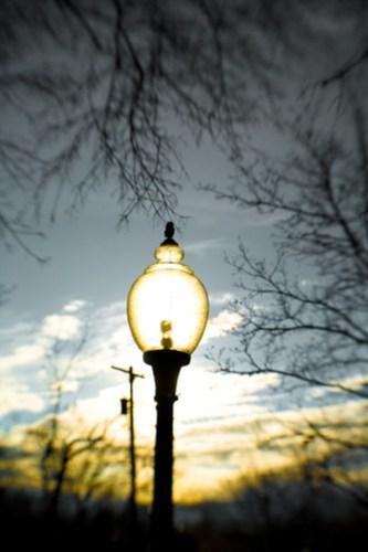 Streetlight Sun