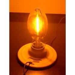 Small Crop Of Sodium Vapor Light