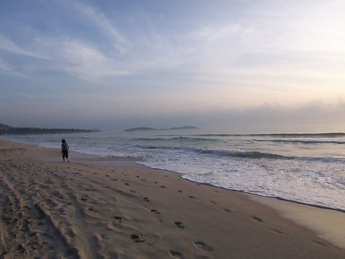 Chaweng beach @ Morning