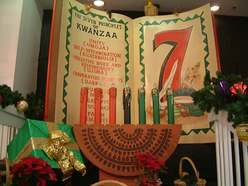 The Seven Principles of Kwanzaa