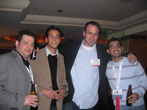 Matt Rabinowitz, Aneil Weber, Loren Baker, Neil Patel - SES NY 07