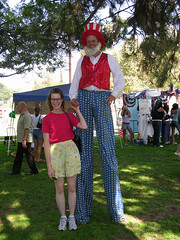 Uncle Sam, July 4, 2004