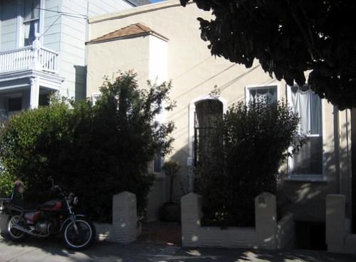 "Former ""Beatles House,"" 2007"