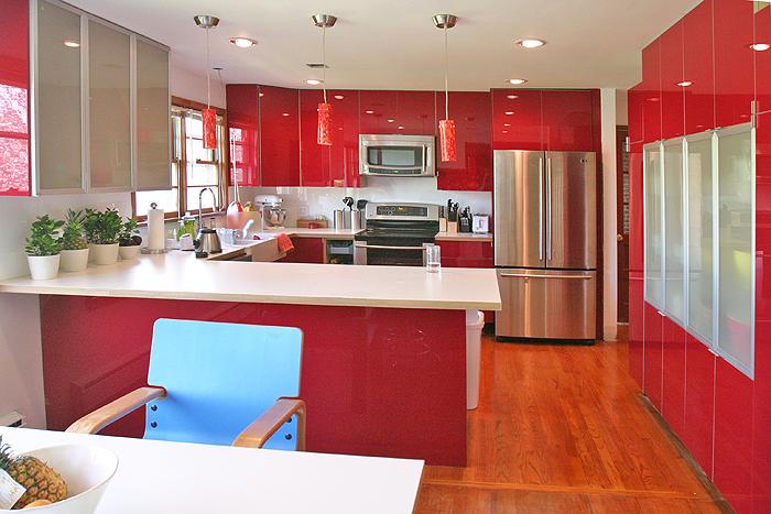 decor8 Reader Kitchen Transformation