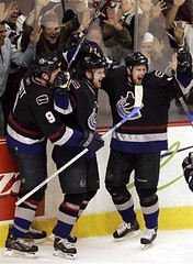 NHL Canucks Stars