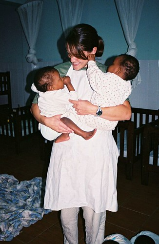 Kelli, Orphanage in Mozambique