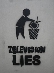 Television lies