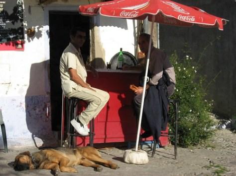 Bob fave bar in Granada spain