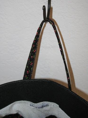 Frenchie Bag - Newspaper theme