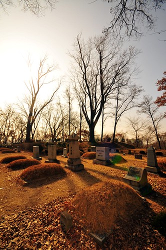 Yangnim-dong Missionary Cemetery