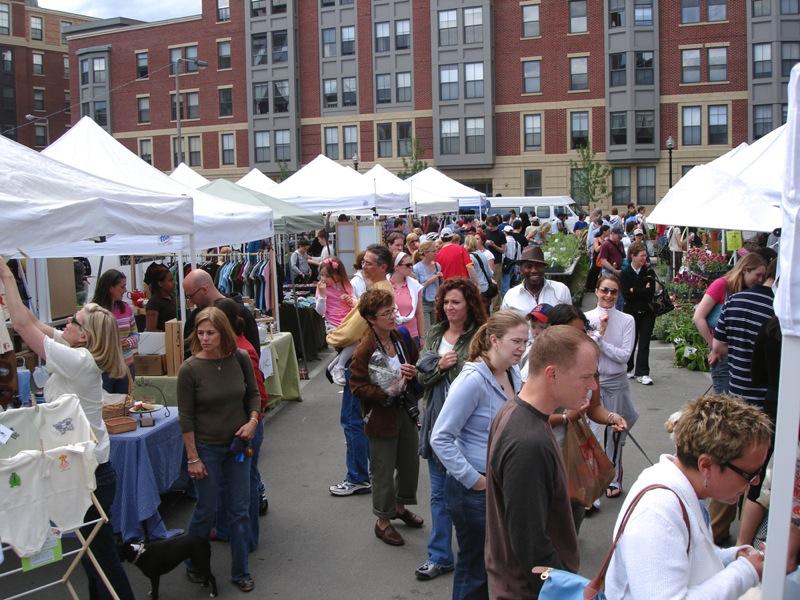 Locals: SoWa Art Walk + South End Open Market