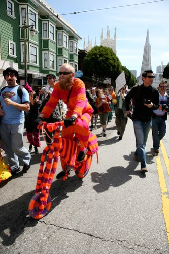 St. Stupid's Day Parade