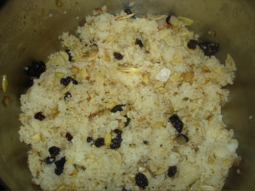 Couscous Stuffing