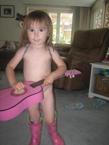 my sister naked