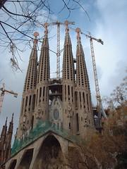 Goudi's Sagrada Familia