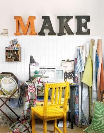 Create a Craft Room